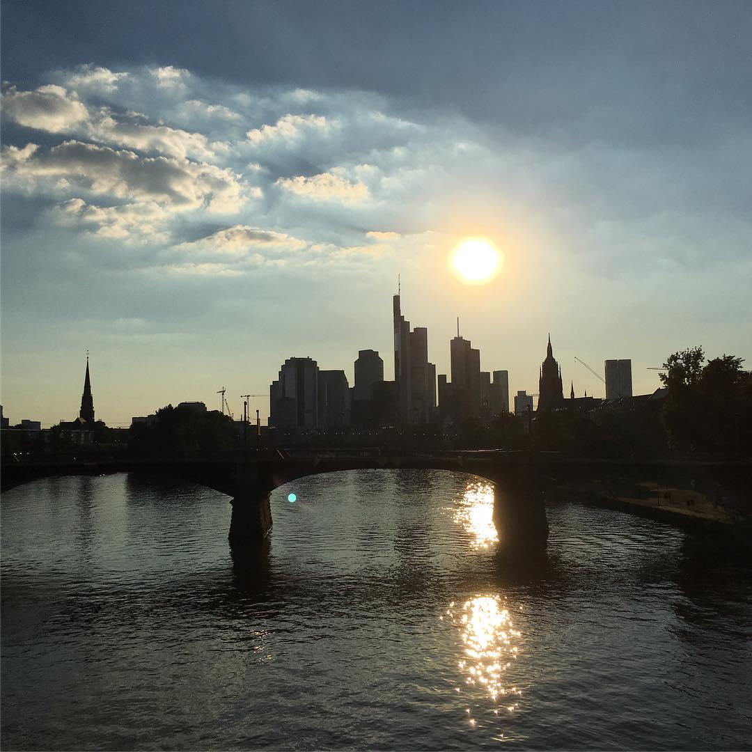 Skyline #frankfurt